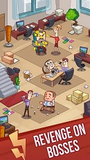 Office Riot Game