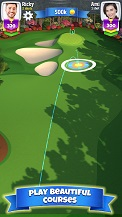 Best Golf Games Android iPhone iOS