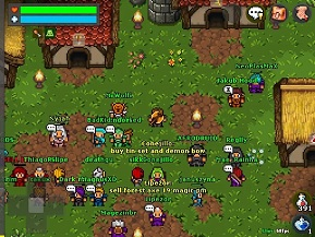 Best MMO MMORPGs Android iOS iPhone