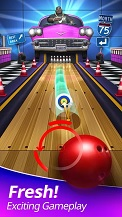 Bowling Star Strike Game