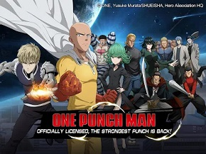 Games Like One Punch Man Road To Hero