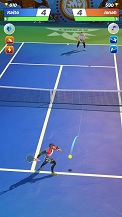 Games Like Tennis Clash