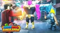 SuperHero Simulator Codes Roblox