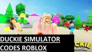 Duckie Simulator Codes Roblox