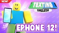 Texting Simulator Codes Roblox