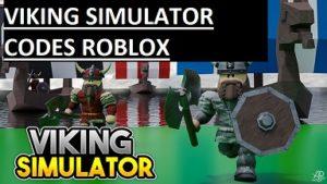 Viking Simulator Codes Roblox